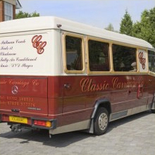 The Classic Carriage - Essex Luxury Minicoaches