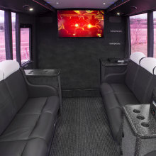 The Land Yacht - Essex Luxury Minicoaches