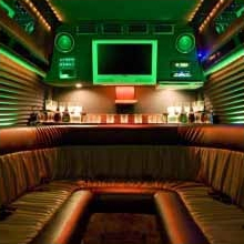 Inside The Limo Coach - Essex Luxury Minicoaches